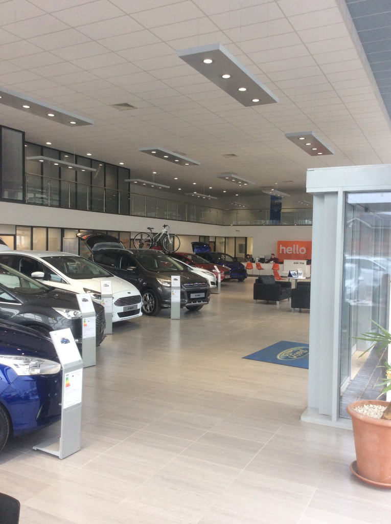 Islington Ford Trowbridge Ford Phoenix Electrical
